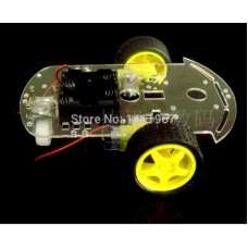 Smart Robot Car Chassis (clear)